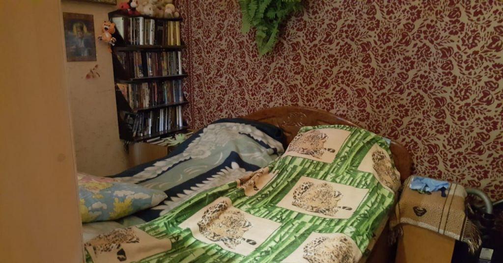 Продажа однокомнатной квартиры рабочий посёлок Михнево, улица Тимирязева 3, цена 1100000 рублей, 2020 год объявление №476732 на megabaz.ru