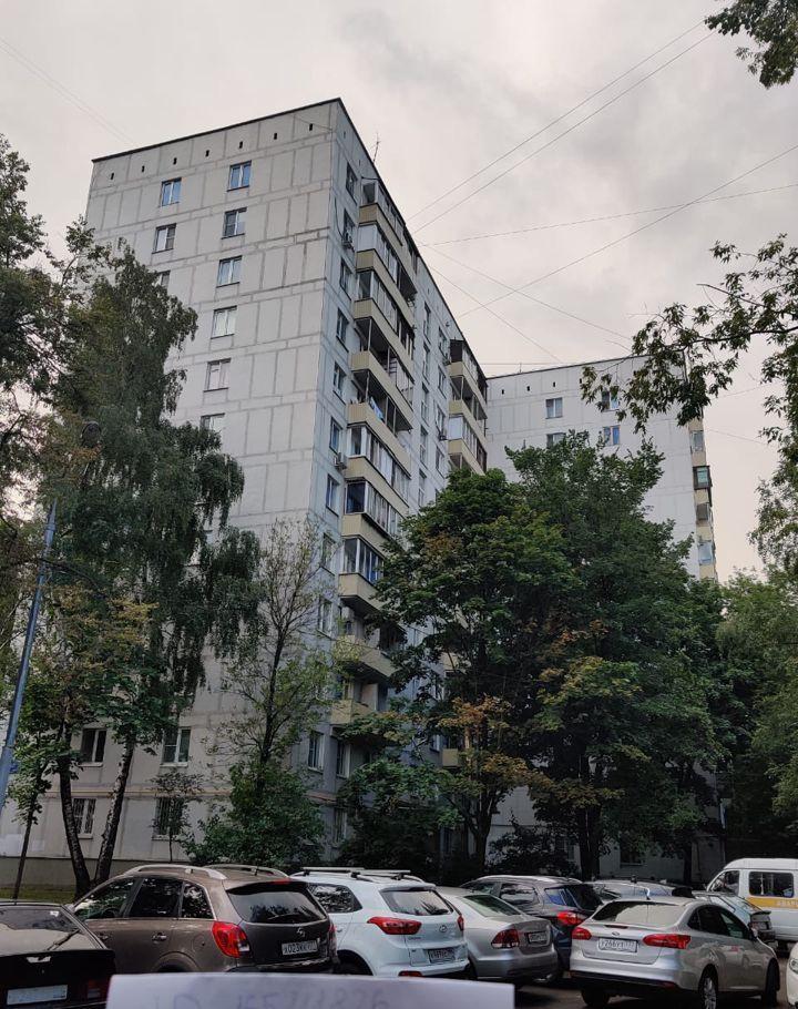 Продажа однокомнатной квартиры Москва, метро Рязанский проспект, Рязанский проспект 85к2, цена 6890000 рублей, 2021 год объявление №474711 на megabaz.ru