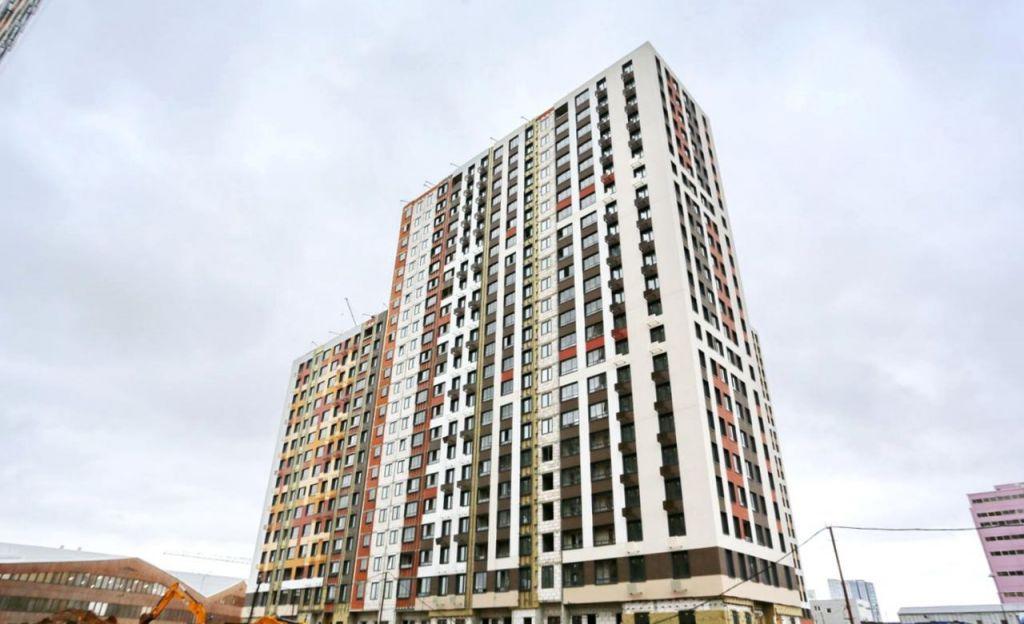 Продажа однокомнатной квартиры рабочий поселок Новоивановское, цена 4760000 рублей, 2021 год объявление №400775 на megabaz.ru
