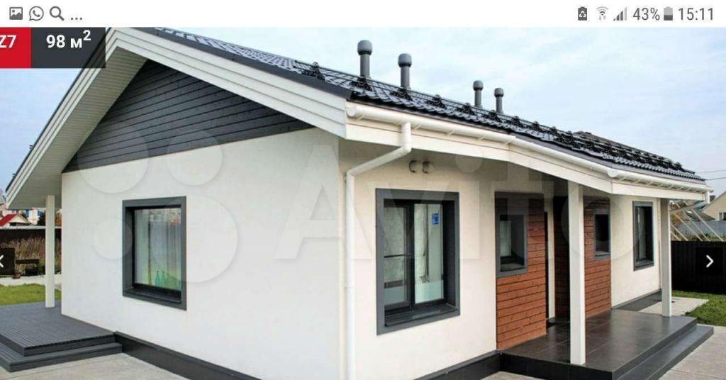 Продажа дома деревня Какузево, улица Николая Новикова, цена 7600000 рублей, 2021 год объявление №606180 на megabaz.ru