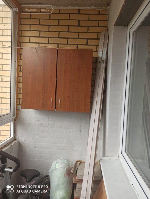 Продажа однокомнатной квартиры поселок Аничково, метро Щелковская, цена 3000000 рублей, 2020 год объявление №489053 на megabaz.ru