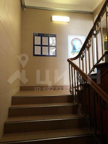 Продажа двухкомнатной квартиры Москва, метро Парк Победы, улица 1812 года 2, цена 16050000 рублей, 2021 год объявление №466251 на megabaz.ru