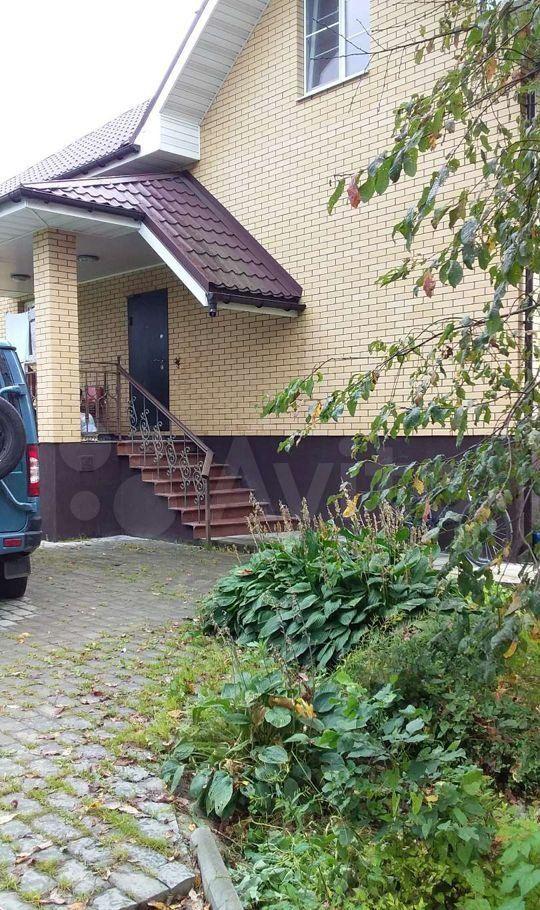 Аренда дома деревня Мамоново, Школьная улица, цена 120000 рублей, 2021 год объявление №1377752 на megabaz.ru