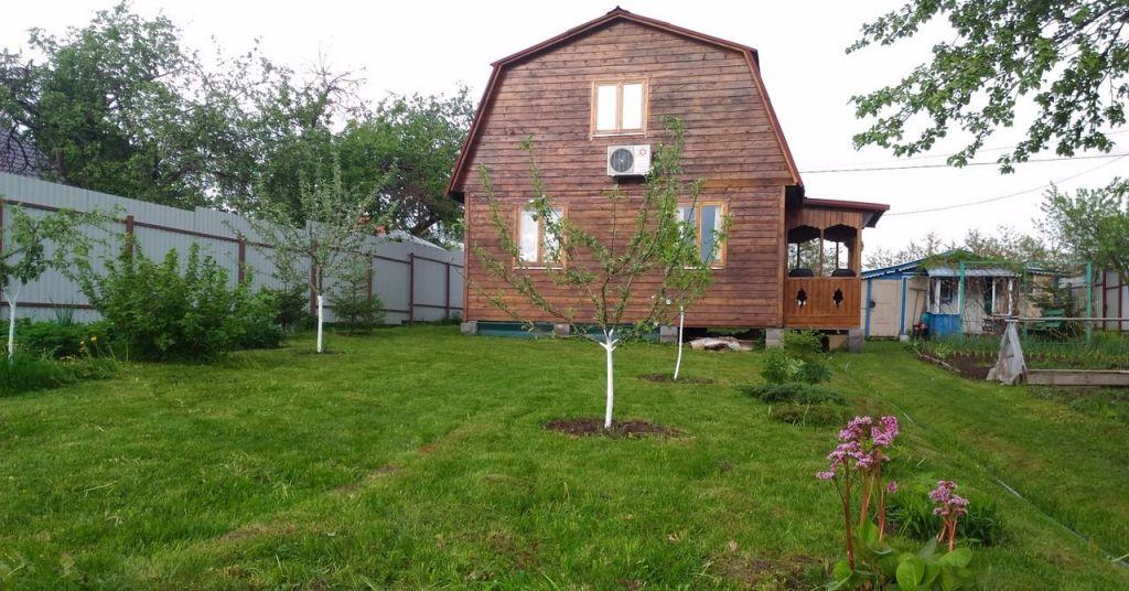 Продажа дома село Ершово, цена 3500000 рублей, 2021 год объявление №477106 на megabaz.ru