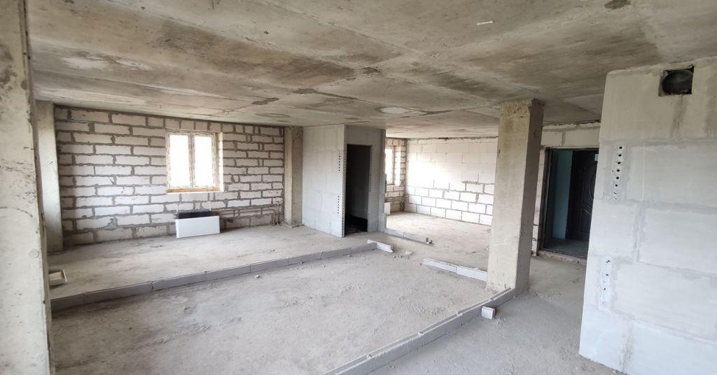 Продажа трёхкомнатной квартиры деревня Большие Жеребцы, цена 3300000 рублей, 2021 год объявление №519613 на megabaz.ru