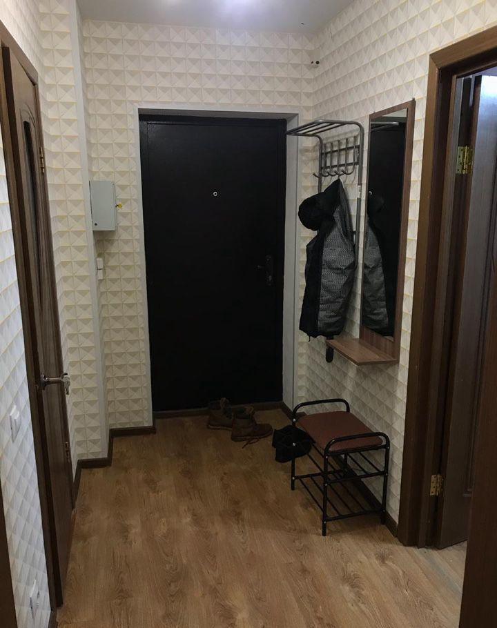 Аренда однокомнатной квартиры Руза, переулок Урицкого 24к2, цена 18000 рублей, 2020 год объявление №1184897 на megabaz.ru
