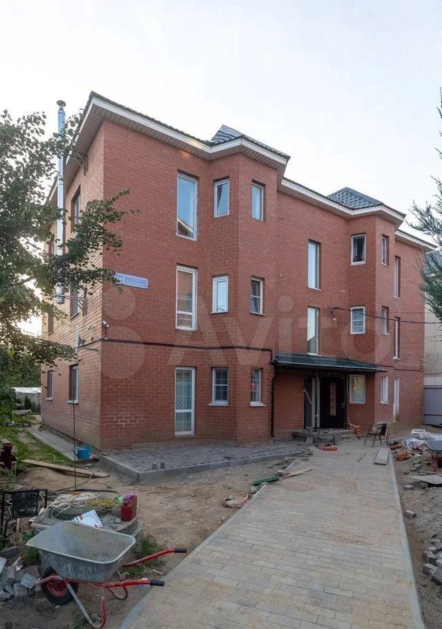 Продажа трёхкомнатной квартиры деревня Мамоново, Колхозная улица 170, цена 7000000 рублей, 2021 год объявление №678799 на megabaz.ru