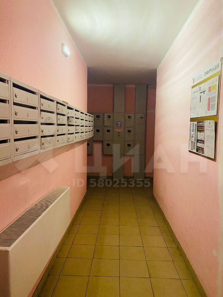 Продажа однокомнатной квартиры деревня Мотяково, цена 3490000 рублей, 2020 год объявление №495689 на megabaz.ru