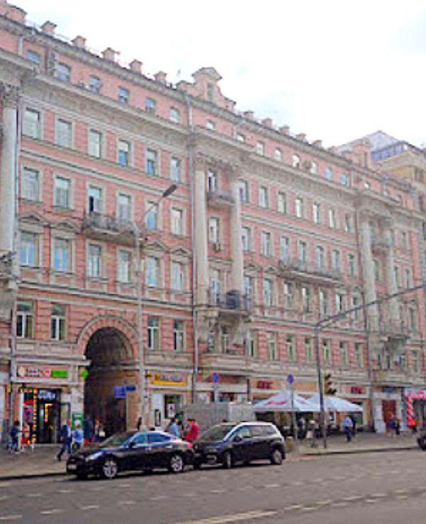 Продажа студии Москва, метро Чеховская, Страстной бульвар 4с3, цена 8390000 рублей, 2020 год объявление №485628 на megabaz.ru