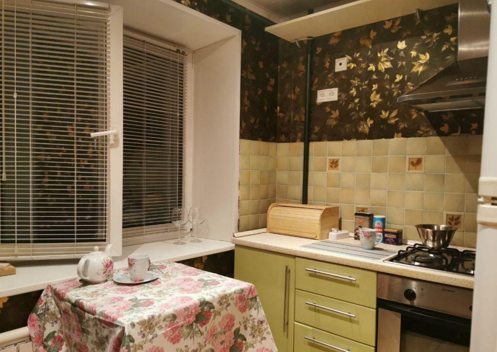 Аренда однокомнатной квартиры Ступино, улица Тургенева, цена 18000 рублей, 2020 год объявление №1222408 на megabaz.ru