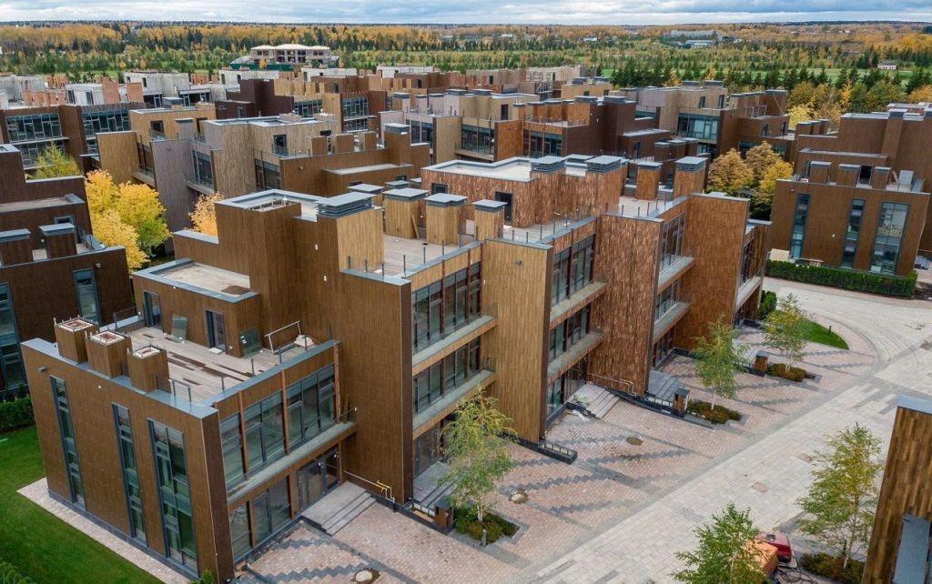 Продажа дома село Павловская Слобода, цена 23000000 рублей, 2020 год объявление №477863 на megabaz.ru