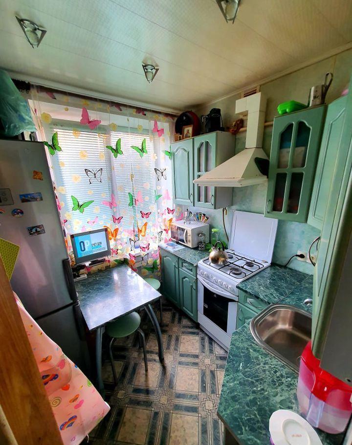 Продажа двухкомнатной квартиры поселок Смирновка, цена 2100000 рублей, 2021 год объявление №520773 на megabaz.ru