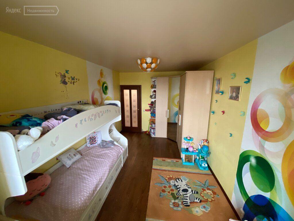 Продажа трёхкомнатной квартиры Москва, метро Кузьминки, Окская улица 3к1, цена 18100000 рублей, 2021 год объявление №524991 на megabaz.ru