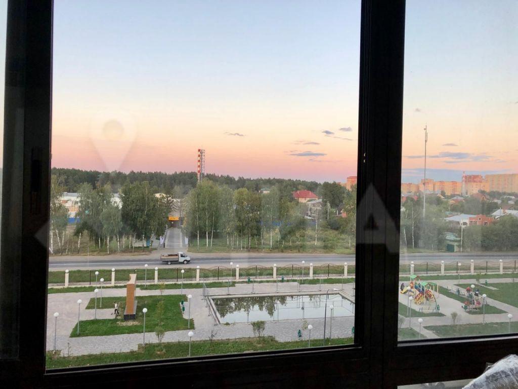Аренда однокомнатной квартиры деревня Пирогово, улица Ильинского 5, цена 26000 рублей, 2020 год объявление №1183861 на megabaz.ru