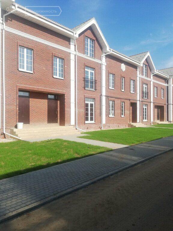 Продажа дома деревня Бережки, цена 7500000 рублей, 2020 год объявление №477812 на megabaz.ru