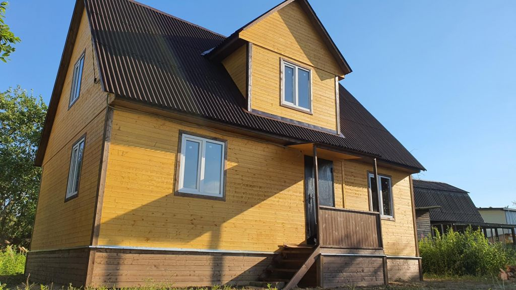 Продажа дома деревня Сивково, цена 2600000 рублей, 2020 год объявление №466468 на megabaz.ru