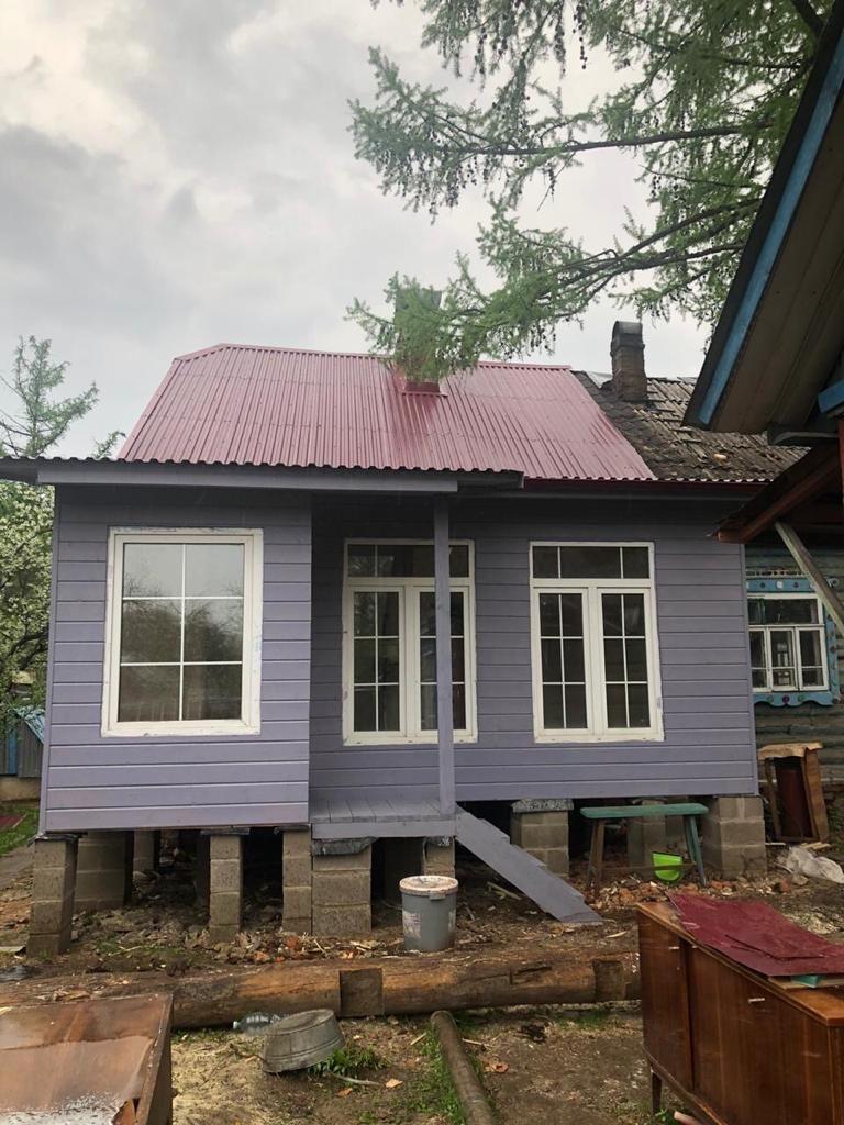 Продажа дома село Жаворонки, 8-я Советская улица 48, цена 2100000 рублей, 2020 год объявление №478342 на megabaz.ru