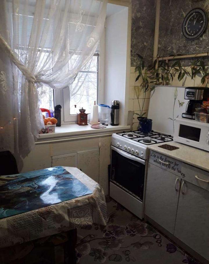 Продажа однокомнатной квартиры Краснозаводск, улица 1 Мая 11, цена 1300000 рублей, 2021 год объявление №553416 на megabaz.ru