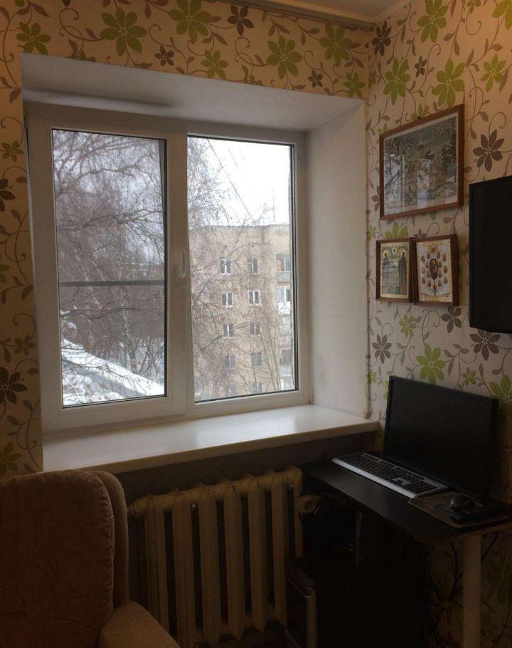 Продажа однокомнатной квартиры Сергиев Посад, Школьная улица 21, цена 2350000 рублей, 2020 год объявление №503510 на megabaz.ru