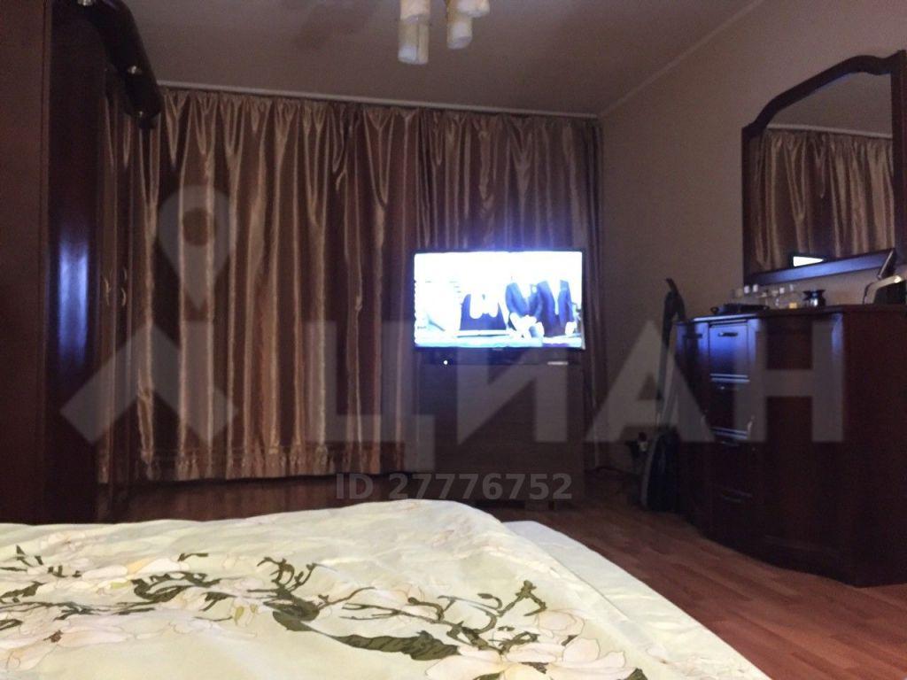Аренда однокомнатной квартиры Москва, метро Семеновская, Измайловское шоссе 24к3, цена 45000 рублей, 2020 год объявление №1112462 на megabaz.ru