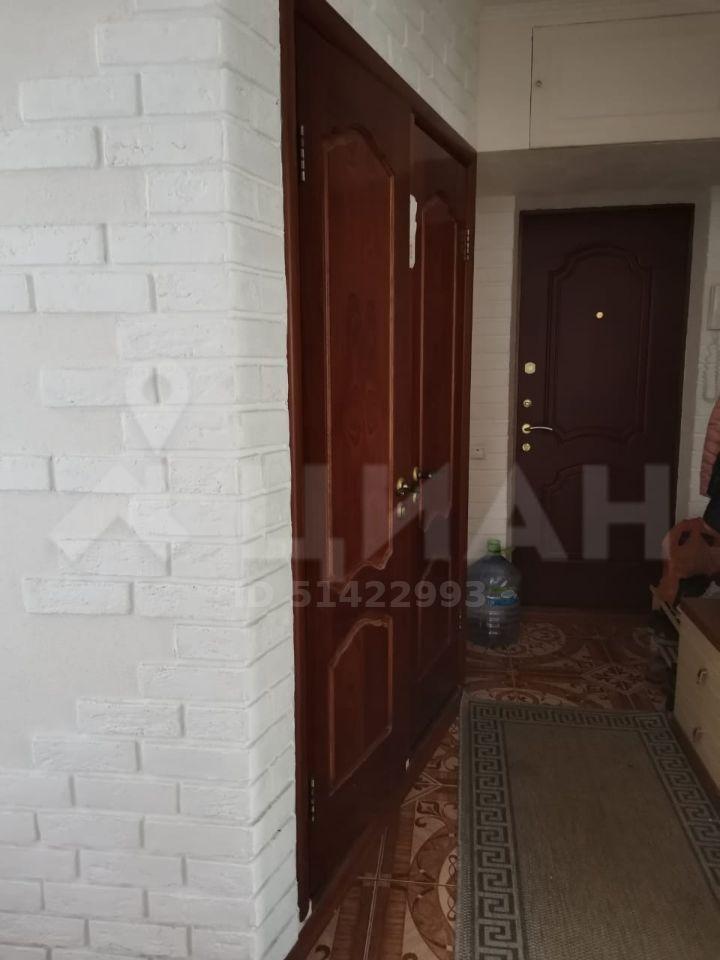 Продажа трёхкомнатной квартиры поселок Глебовский, улица Микрорайон 8, цена 3500000 рублей, 2021 год объявление №354159 на megabaz.ru