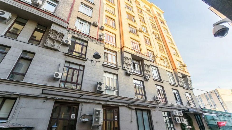Продажа однокомнатной квартиры Москва, метро Тверская, Большой Гнездниковский переулок 10, цена 1354654 рублей, 2021 год объявление №514615 на megabaz.ru