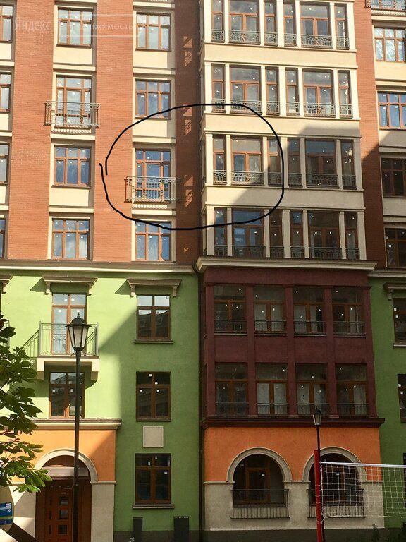 Продажа однокомнатной квартиры Москва, метро Митино, Заречная улица 3, цена 3500000 рублей, 2020 год объявление №504912 на megabaz.ru