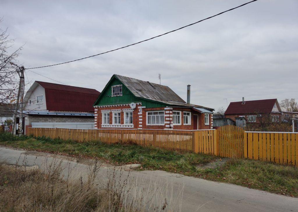 Продажа дома посёлок Пески, улица Калинина 17, цена 2500000 рублей, 2021 год объявление №529937 на megabaz.ru