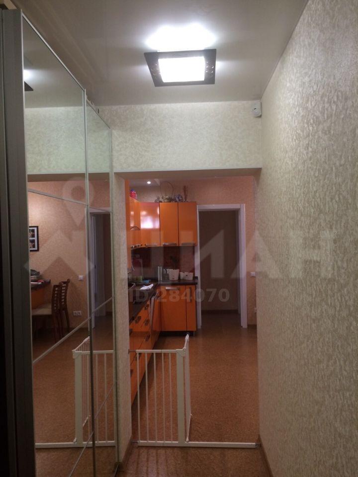 Аренда четырёхкомнатной квартиры Москва, Пенягинская улица 2к1, цена 75000 рублей, 2020 год объявление №1219035 на megabaz.ru