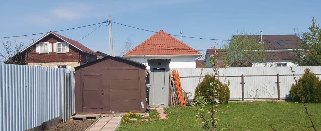 Продажа дома коттеджный посёлок Ромашково-37, Кленовая улица, цена 2850000 рублей, 2021 год объявление №479336 на megabaz.ru