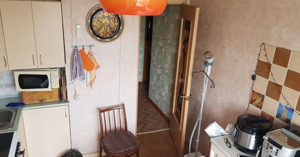 Продажа двухкомнатной квартиры Москва, метро Сокольники, Егерская улица 3, цена 16000000 рублей, 2020 год объявление №490739 на megabaz.ru