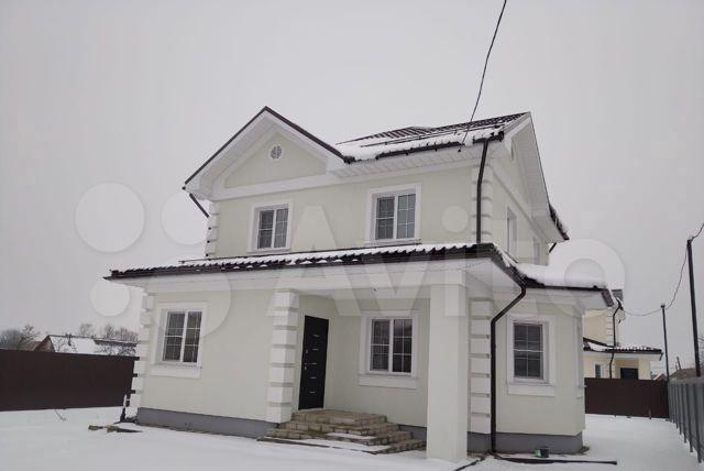 Продажа дома село Речицы, Радужная улица 36, цена 7500000 рублей, 2021 год объявление №358365 на megabaz.ru