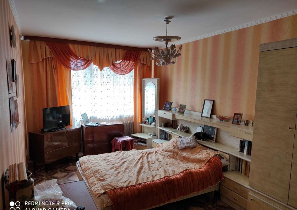 Продажа трёхкомнатной квартиры Орехово-Зуево, Аэродромная улица 1А, цена 5000000 рублей, 2020 год объявление №503736 на megabaz.ru