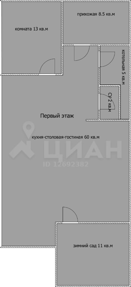 Продажа дома село Озерецкое, Тенистая улица, цена 16500000 рублей, 2021 год объявление №506348 на megabaz.ru