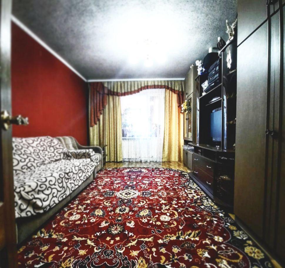 Продажа трёхкомнатной квартиры деревня Тарасково, Комсомольская улица 20, цена 2800000 рублей, 2020 год объявление №479707 на megabaz.ru
