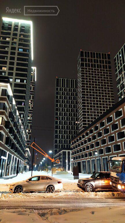Продажа двухкомнатной квартиры Москва, метро Черкизовская, Амурская улица 1Ак5, цена 11256000 рублей, 2021 год объявление №589789 на megabaz.ru