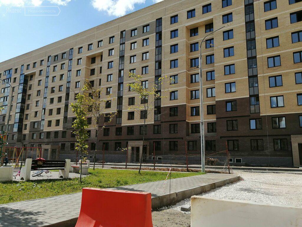 Продажа однокомнатной квартиры поселок Мебельной фабрики, метро Бабушкинская, Рассветная улица 3, цена 2950000 рублей, 2020 год объявление №487583 на megabaz.ru