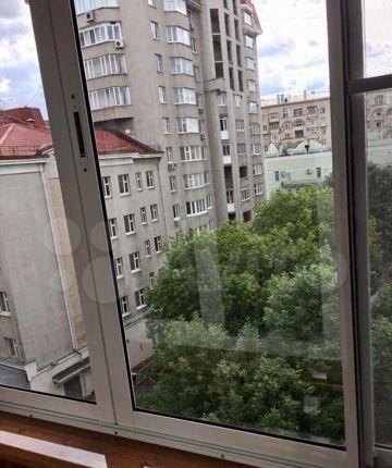 Аренда однокомнатной квартиры Москва, метро Рижская, Глинистый переулок 12, цена 60000 рублей, 2021 год объявление №1184246 на megabaz.ru