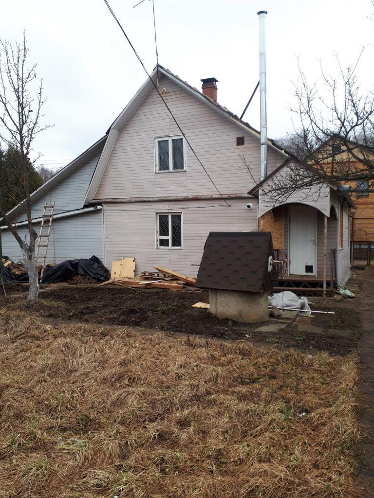 Продажа дома деревня Бережки, цена 2900000 рублей, 2020 год объявление №418145 на megabaz.ru