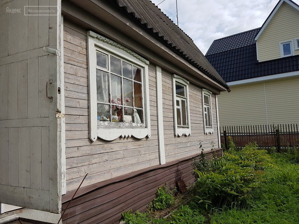 Продажа дома садовое товарищество Мичуринец, 7-я линия 30, цена 1000000 рублей, 2021 год объявление №481245 на megabaz.ru
