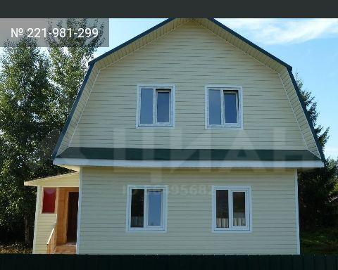 Продажа дома Талдом, метро Савеловская, цена 1350000 рублей, 2021 год объявление №476845 на megabaz.ru
