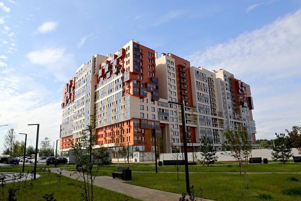 Продажа студии поселок Отрадное, Пятницкая улица 12, цена 4500000 рублей, 2020 год объявление №485169 на megabaz.ru