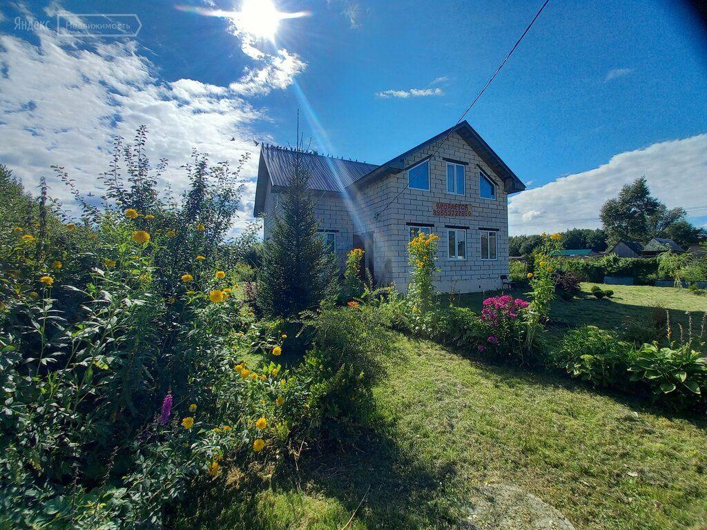 Продажа дома деревня Ивановское, цена 3200000 рублей, 2021 год объявление №479996 на megabaz.ru