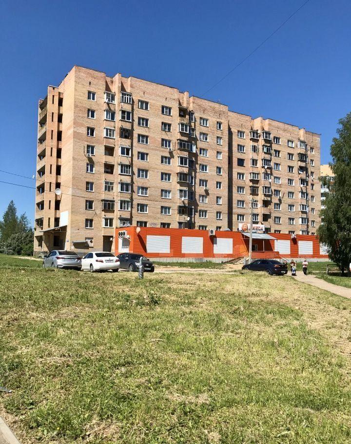 Продажа однокомнатной квартиры поселок Глебовский, улица Микрорайон 100, цена 2600000 рублей, 2021 год объявление №426739 на megabaz.ru