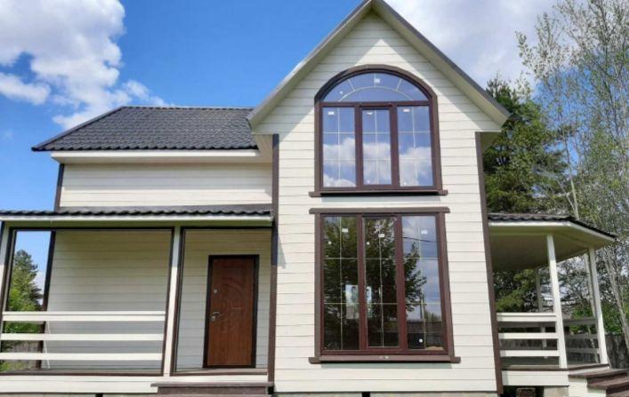 Продажа дома деревня Сватково, цена 2300000 рублей, 2020 год объявление №481580 на megabaz.ru
