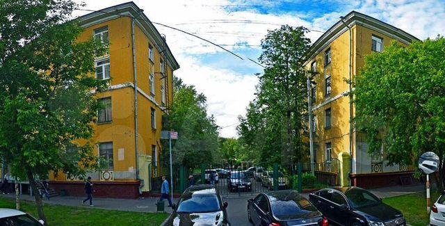 Продажа трёхкомнатной квартиры Москва, метро Беговая, 1-й Хорошёвский проезд 12к1, цена 16300000 рублей, 2021 год объявление №579913 на megabaz.ru