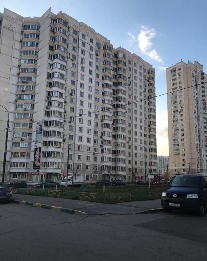 Продажа двухкомнатной квартиры Москва, метро Кузьминки, Окская улица 3к1, цена 12500000 рублей, 2020 год объявление №505222 на megabaz.ru