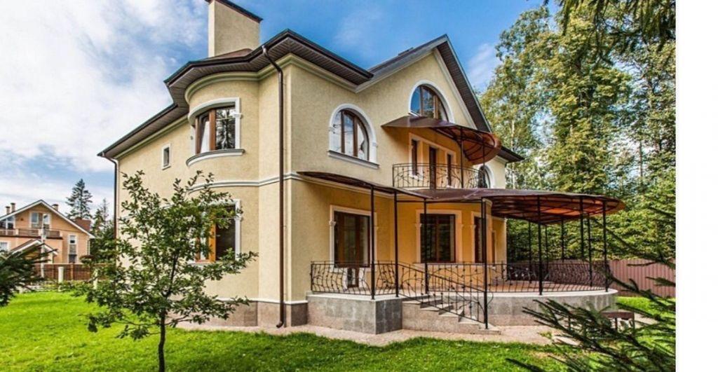 Продажа дома деревня Сивково, 10-й Центральный проезд, цена 35000000 рублей, 2021 год объявление №436092 на megabaz.ru
