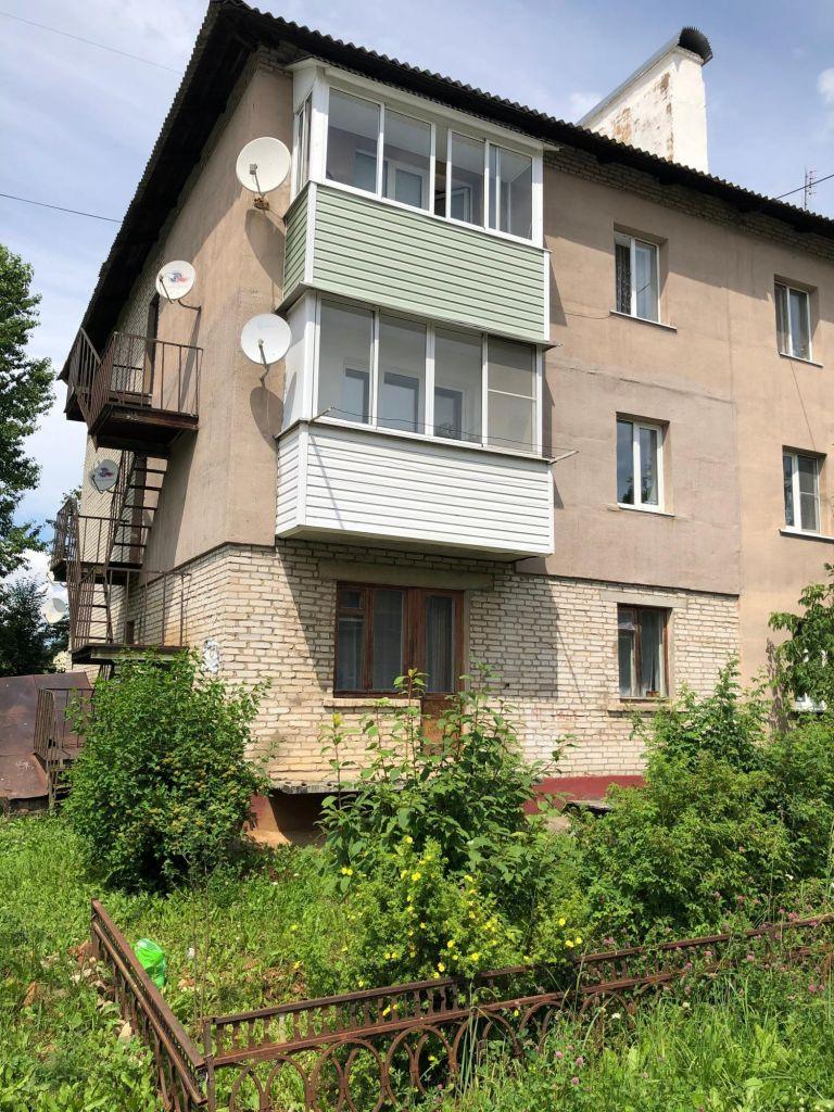 Продажа однокомнатной квартиры поселок Медико-инструментального завода, цена 1500000 рублей, 2021 год объявление №480537 на megabaz.ru