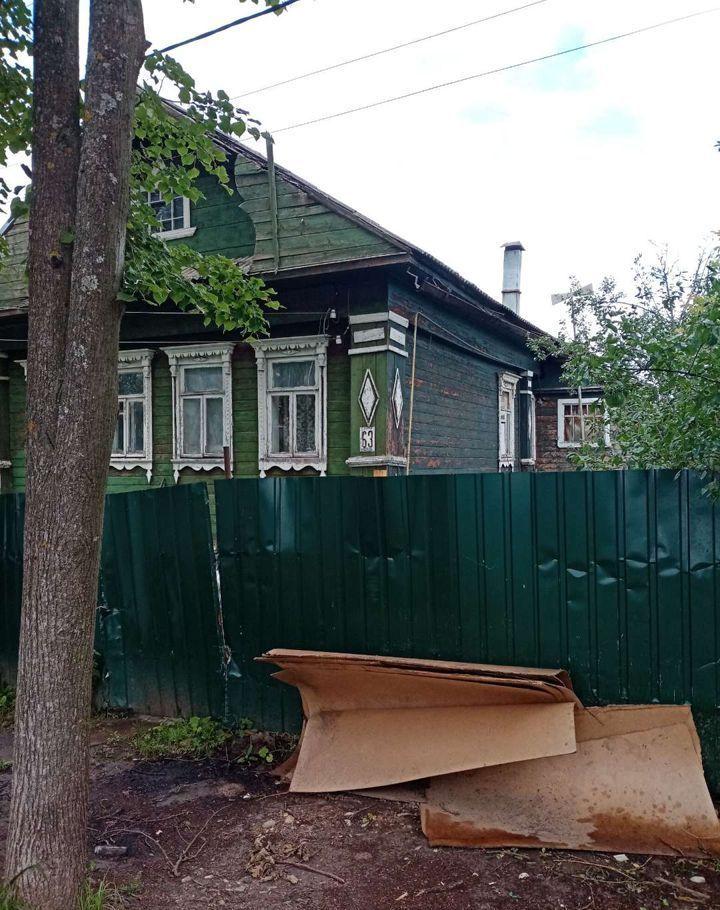 Продажа дома Талдом, Гражданская улица 63, цена 600000 рублей, 2021 год объявление №461040 на megabaz.ru